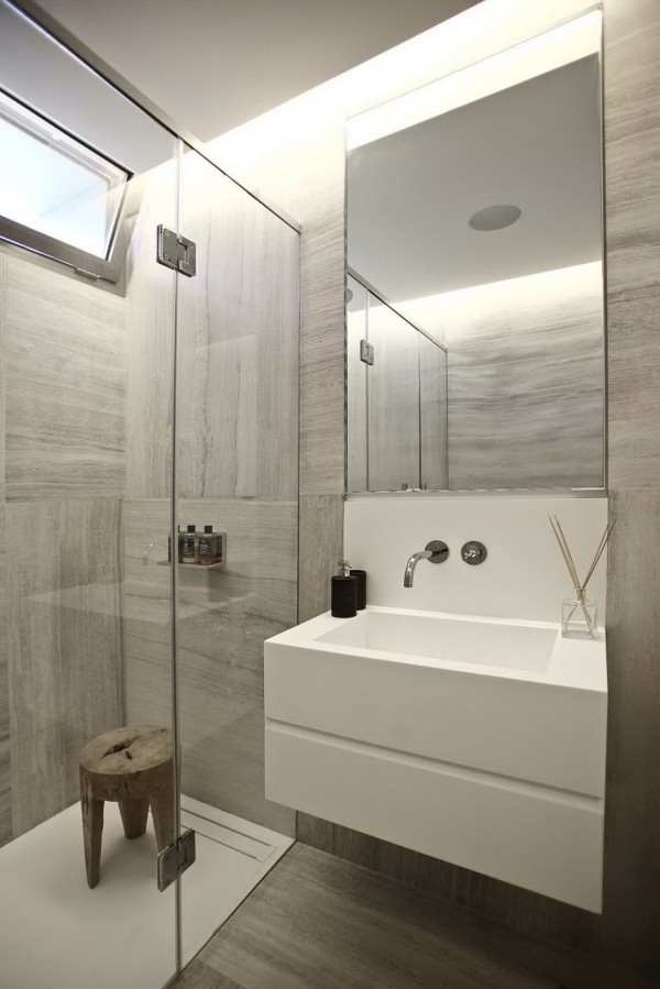 Bathroom inspiration for small spaces