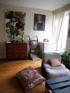Margaux's apartment