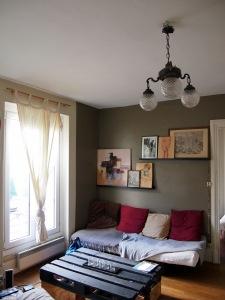 Bastille apartment